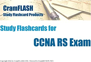 CramFLASH Study Flashcards for CCNA RS Exam: (80