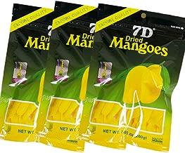 7D ドライマンゴー 200g ×3袋 国内初 正規輸入品 ドライフルーツ