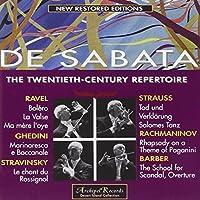 De Sabata Conducts C20th Maste