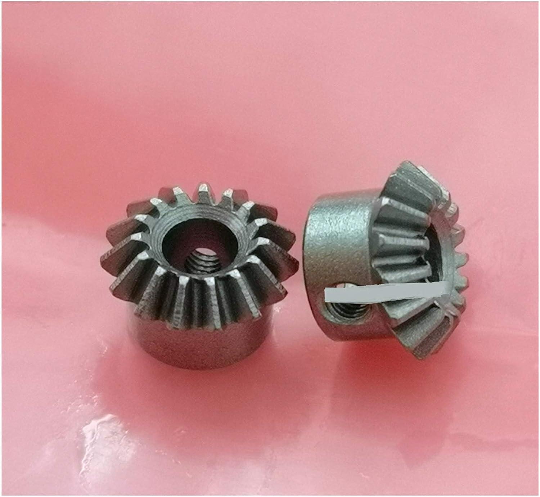 cheap JUN-STORE SENMIAO-Gear 2pcs 0.8M Purchase 15T 1:1 Bevel Copper Gears Stee