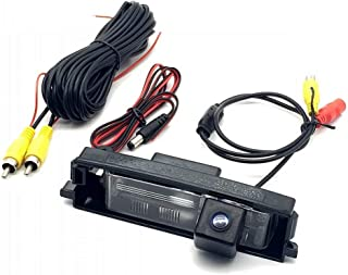 CCD Color Car Rear View Reverse Parking Camera for Toyota RAV4 RAV-4 2006-2012 (Old Style)