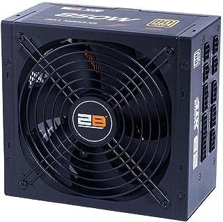 توبي (PW005) مزود طاقة ألعاب إكستاسي 850 وات 80 بلس جولد ، جهد كامل ، وحدات كاملة