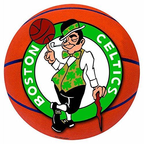 amscan Boston Celtics NBA Collection Bulk Cutout, Party Decoration, 1ct,Multi Color,12.6 x 11.1'