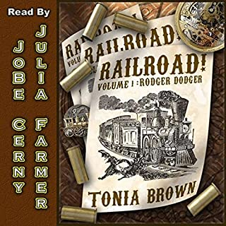 Railroad!: Volume 1 audiobook cover art
