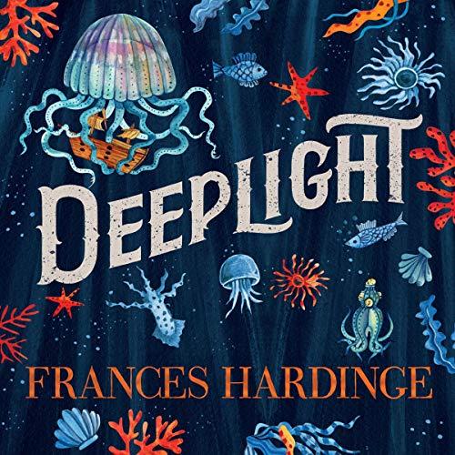 Deeplight audiobook cover art