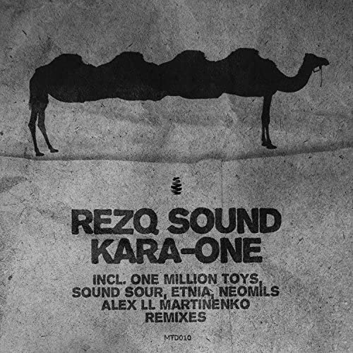 RezQ Sound, One Million Toys, Sound Sour, Alex ll Martinenko, Etnia & Neomils