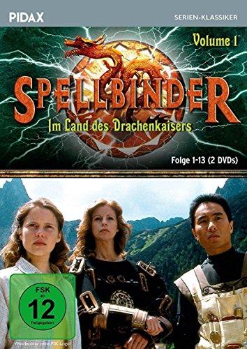 Spellbinder – Im Land des Drachenkaisers, Vol. 1 / Die ersten 13 Folgen der preisgekrönten Fantasyserie (Pidax Serien-Klassiker) [2 DVDs]