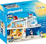 Playmobil- Family Fun Giocattolo Nave da Crociera, Multicolore, 6978