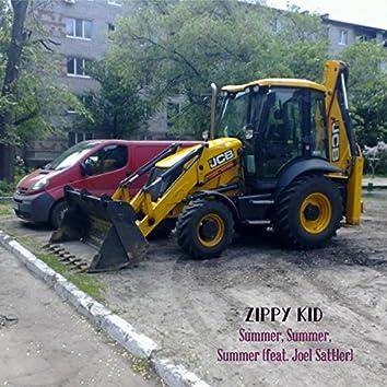 Summer, Summer, Summer (feat. Joel Sattler)