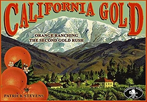 California Gold by Numbskull Games