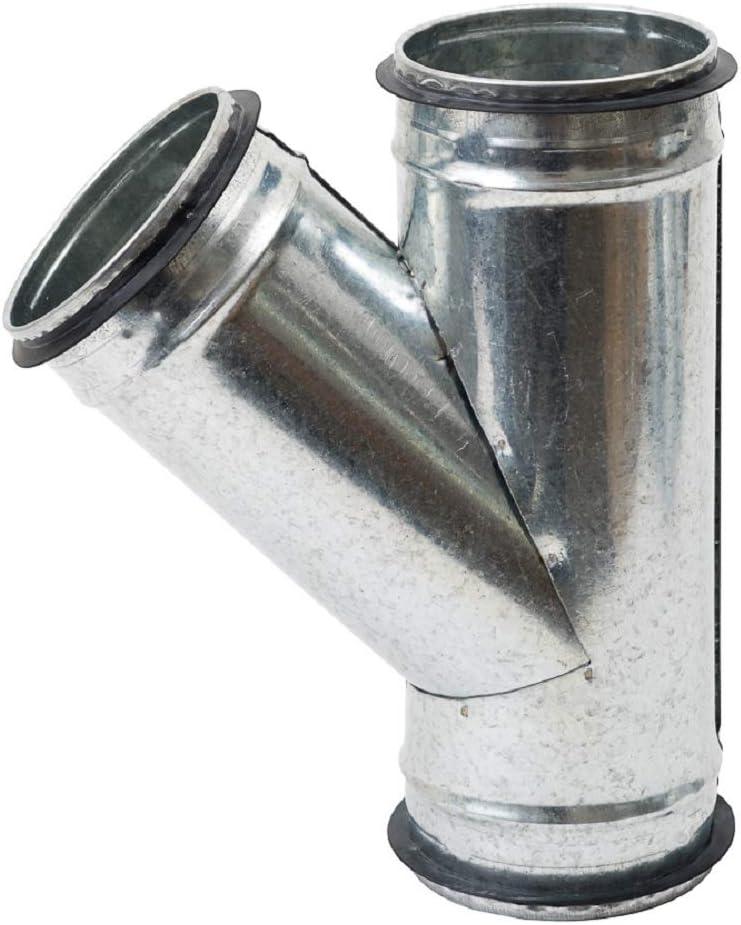 45 /° Pi/èce de d/érivation en T de 80 mm de diam/ètre DN 80 mm . Avec joint