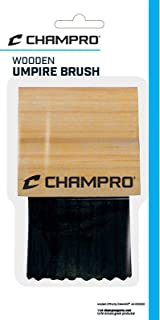 Champro Wood Handle Umpire Brush (Wood)
