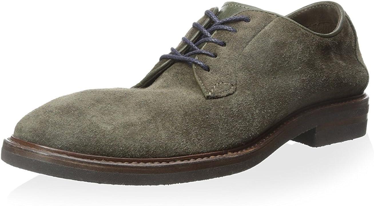 Brunello Cucinelli Men's Casual Plain Toe Oxford
