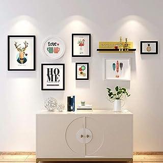 Achket إطارات الصور، إطار الصورة، صور مؤطرة، إطارات الصور، صور framer، إطار الصورة digtal. الإبداعية رف الجدار شنقا الخشب ...