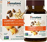 Himalaya Comfort Cleanse for Detox, Gentle Colon Cleanse & Occasional Constipation, 500 mg, 60 Capsules, 1 Month Supply