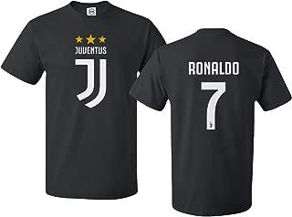 Smart Zone Soccer Shirt Cristiano Ronaldo Men's T- Shirt
