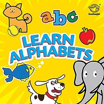 Learn Alphabets - ABC