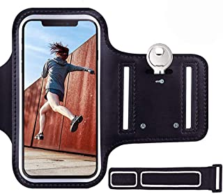 Monico Phone Armband Sleeve Running Jogging and Workout Cellphone Holder Fitness Gear Accessories For Women Men IPhone 8 8...