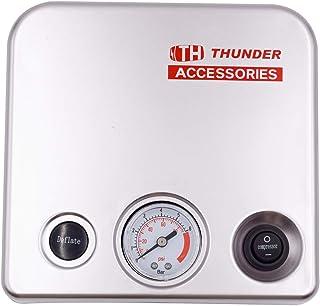 منفاخ هواء للكفرات السيارات، 12 فولت، ماطور THUNDER قوة في الأداء. AC-SQ1C