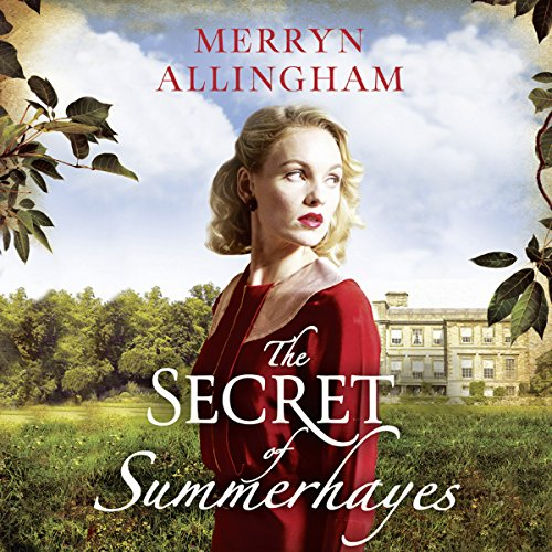 The Secret of Summerhayes audiobook cover art