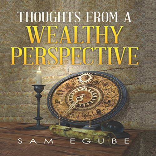 Thoughts from a Wealthy Perspective audiobook cover art