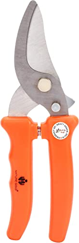 Kraft Seeds Pruning Shear Cutter for All Purpose Garden Use with Smart Lock