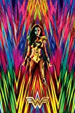 Close Up Wonder Woman 1984 Poster Neon Static (61cm x