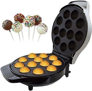 Syntrox Germany Chef Crêpière 1200W Cake Pop Maker pour 12Cake Pops