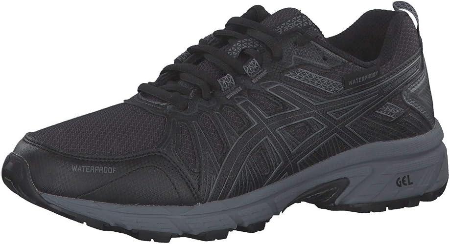 ASICS Gel-Venture 7 GS WP, Chaussure de Trail Mixte Enfant