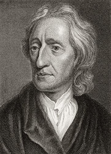 Posterazzi John Locke 1632 To 1704 English Philosopher Poster Print, (24 x 34)