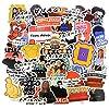 ステッカーショップ34pcs友人テレビショークリエイティブdiyステッカー面白い装飾漫画漫画のpc荷物コンピュータノートブック電話ホームウォールガーデンウィンドウスノーボード
