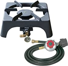 Buffalo Tools 10.5 in. Camp Stove in Black