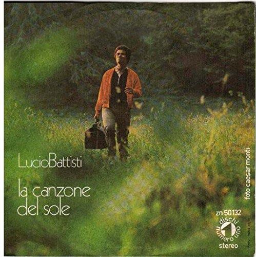 """ZN50132 7""""-45 giri"""" La Canzone Del Sole / Anche Per Te VINYL"""