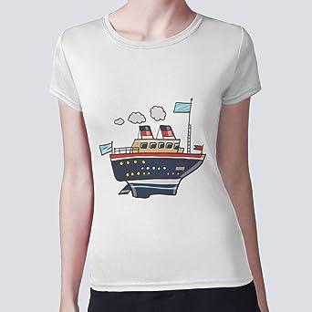Women Blouse, Passenger steamer