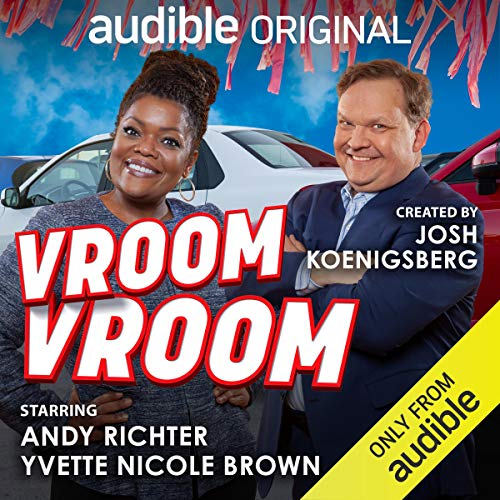 Vroom Vroom cover art