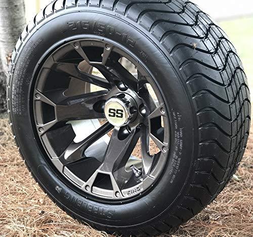 """12"""" Blackjack Wheels & Tires"""