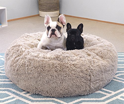 SportPet Designs Large Luxury Waterproof Pet Bed - Machine Washable Sofa Bed