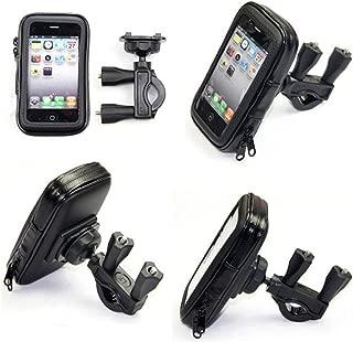 Creazy Waterproof Motorcycle Bike Bicycle Handlebar Mount Holder Case For Cell Phone
