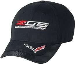 Z06 C7 Corvette Carbon Fiber Cap (Black) One Size