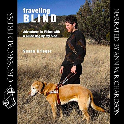 Traveling Blind audiobook cover art