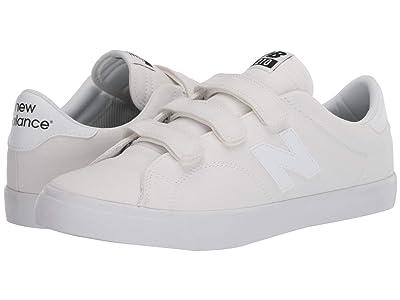 New Balance Numeric AM210 (White/White 2) Skate Shoes
