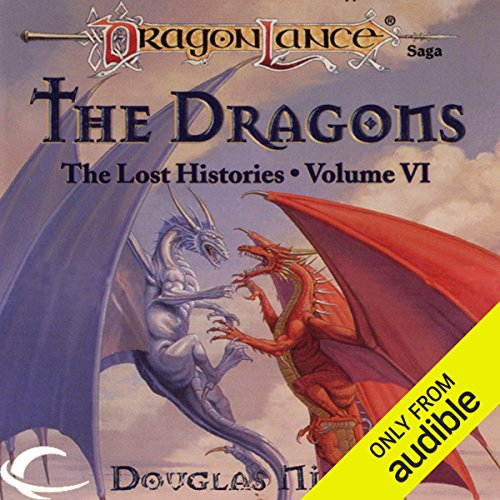 The Dragons audiobook cover art