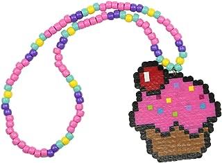 Kandi Gear - Kandi Necklaces, Beaded Perler Necklace, For Raves, Festivals