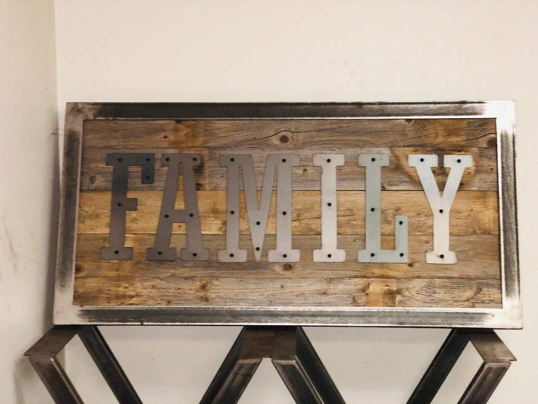 Farmhouse Long-awaited Sign Seasonal Wrap Introduction