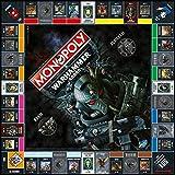 Winning Moves WIN45342 40.000 Monopoly: Warhammer 40K, Mehrfarbig