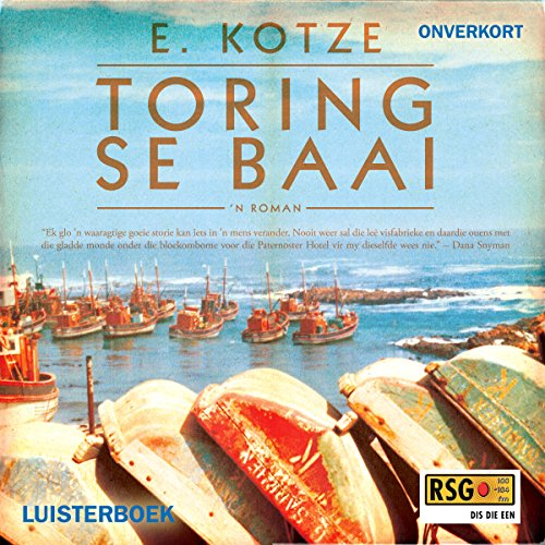 Toring se baai [Tower 's Bay] audiobook cover art