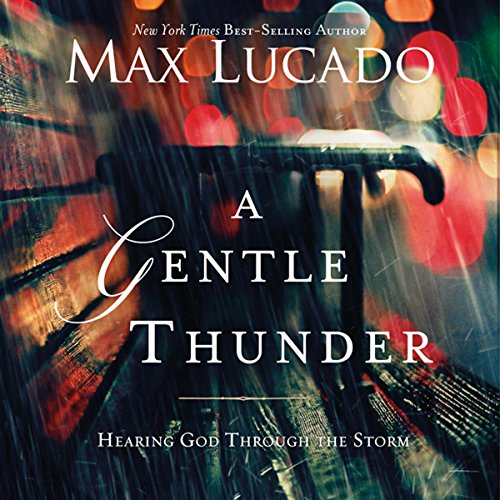 A Gentle Thunder audiobook cover art