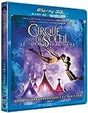 Cirque du Soleil : le voyage imaginaire [Combo Blu-ray 3D + Blu-ray + DVD]