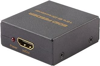 EDID Feeder.HDMI Resolution Support 24/50/60fs/1080P/1080i/720p/576p/576i/480P/480i/24/30/2160P