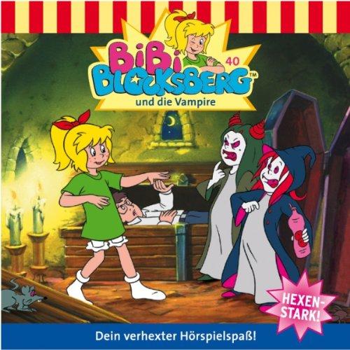 Bibi und die Vampire Titelbild